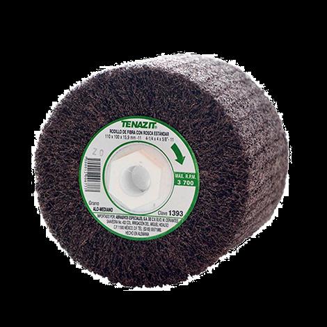 Rodillo de fibra Grano medio 1393
