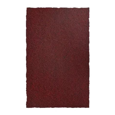 Almohadilla de fibra marrón 601