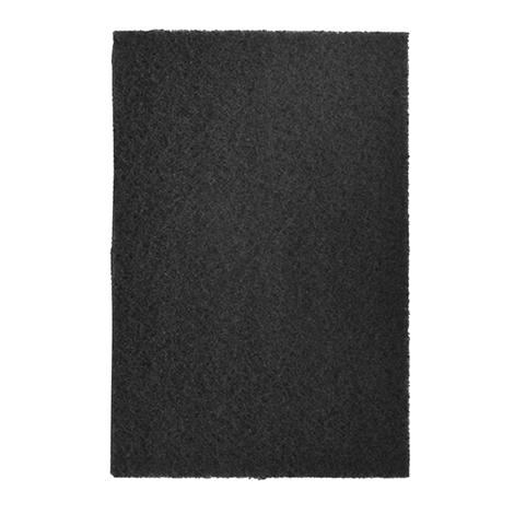 Almohadilla de fibra gris