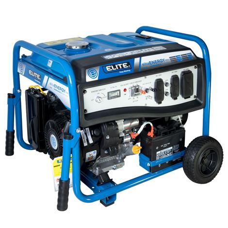 Generador a gasolina 9000w
