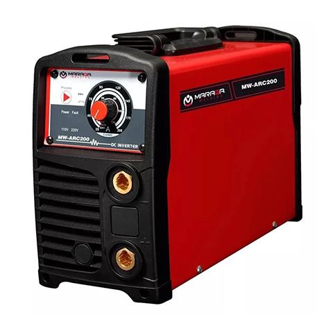 Maquina Soldadora Inversor 200 Amp 110/220V Maraga
