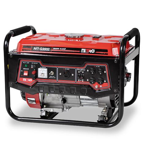 Generador a gasolina 2,800w