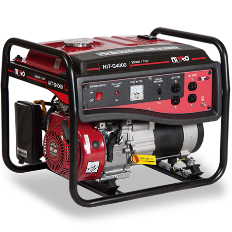 Generador a gasolina 3500W