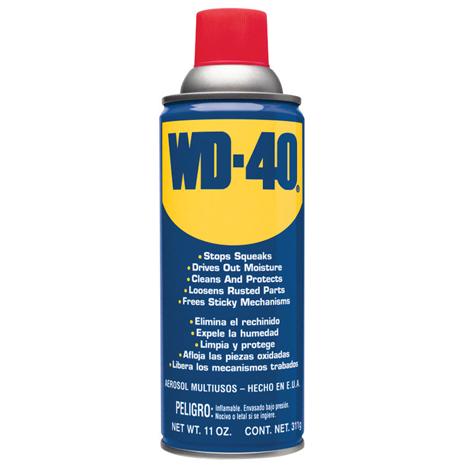 Aceite multiusos 11 Oz WD-40