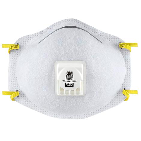 Mascarilla 3M Respirador N95 (8515)