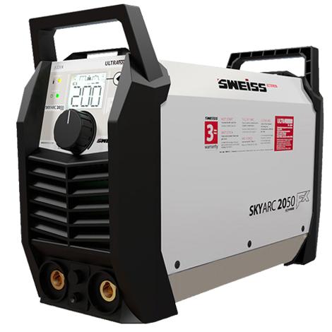 Soldadora inversor 200 Amp 110/220V Sweiss Arc2050