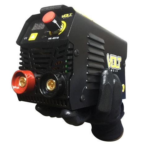 Soldadora inversor 130A 110V Electrodo Tig Lift (VOL-AS110).